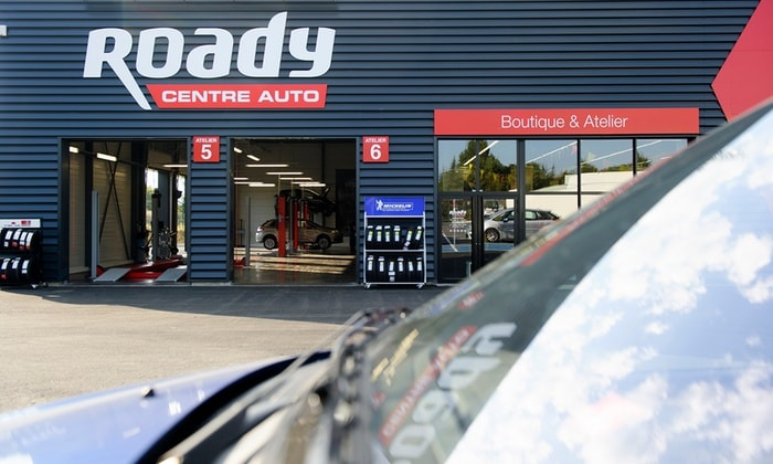 Photo Centre Auto Roady Decize